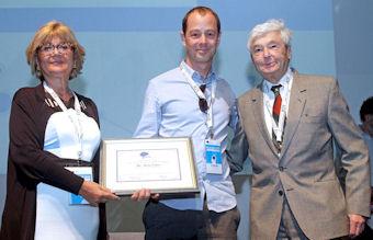 Adelis remet le « Brain Research Award » au Docteur Ami Citri de l'Université de Jérusalem